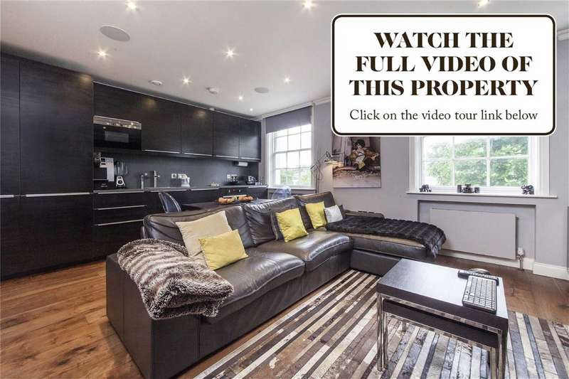 Flat in  St Johns Wood Road  St. Johns Wood  London  NW8  Richmond
