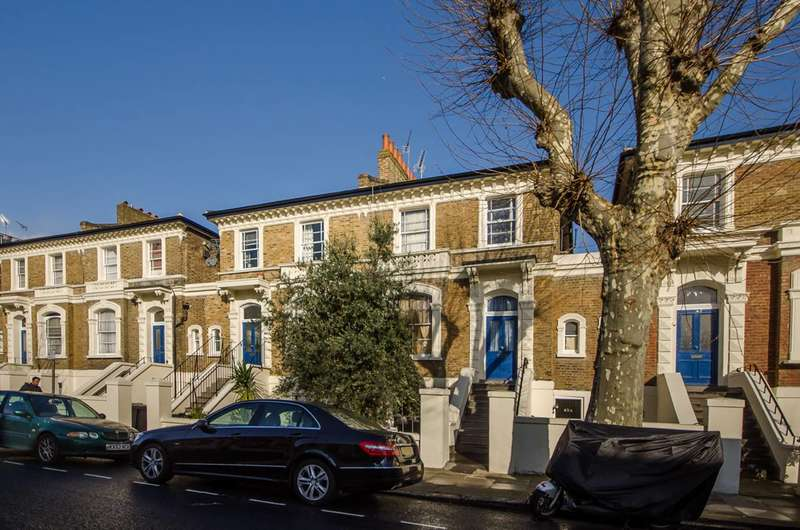 Flat in  Princess Road  London  NW6  Richmond
