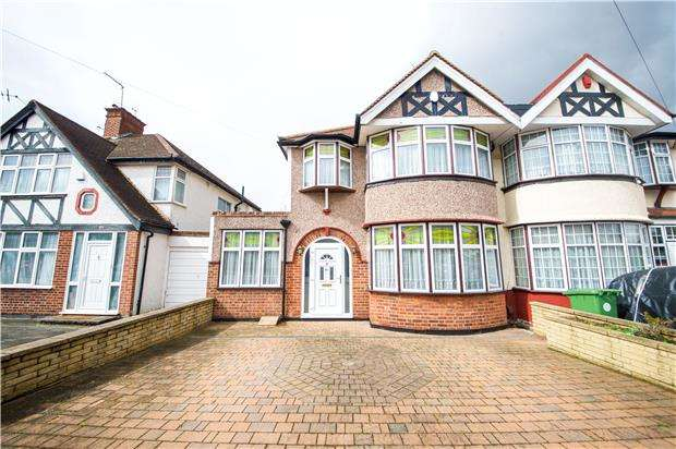 Semi Detached in  Crundale Avenue  London  NW9  Richmond