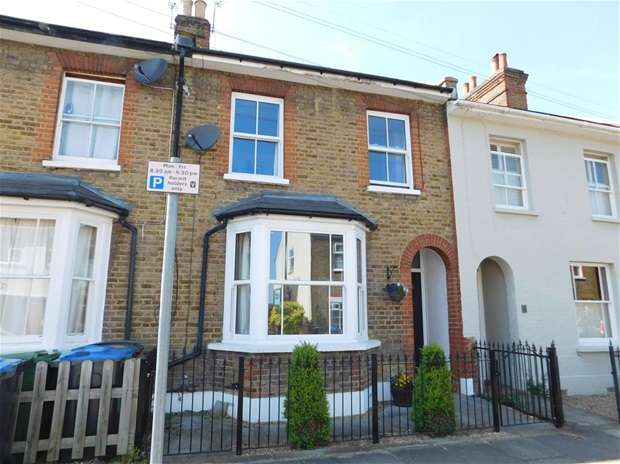 Terraced house in  Minniedale  Surbiton  KT5  Richmond