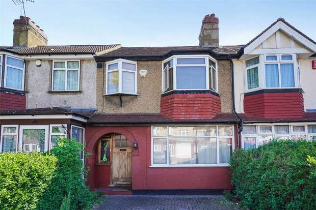 Terraced house in  Launceston Gardens  Perivale  Greenford  Middlesex  UB6  Richmond