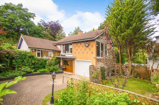 Detached house in  Henley Drive  Kingston Upon Thames  Surrey  KT2  Richmond