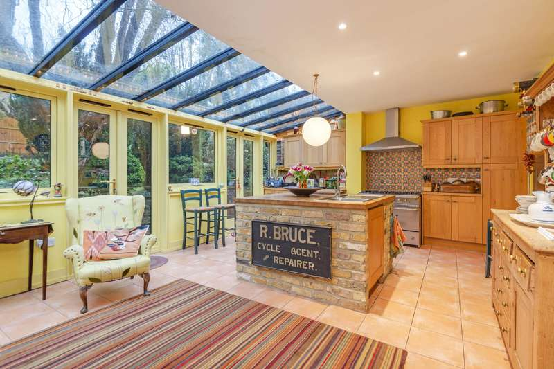 Detached house in  Upper Park Road  London  NW3  Richmond