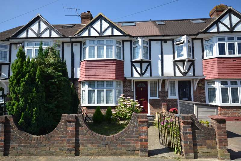 Terraced house in  Barnfield Avenue  Kingston Upon Thames  KT2  Richmond