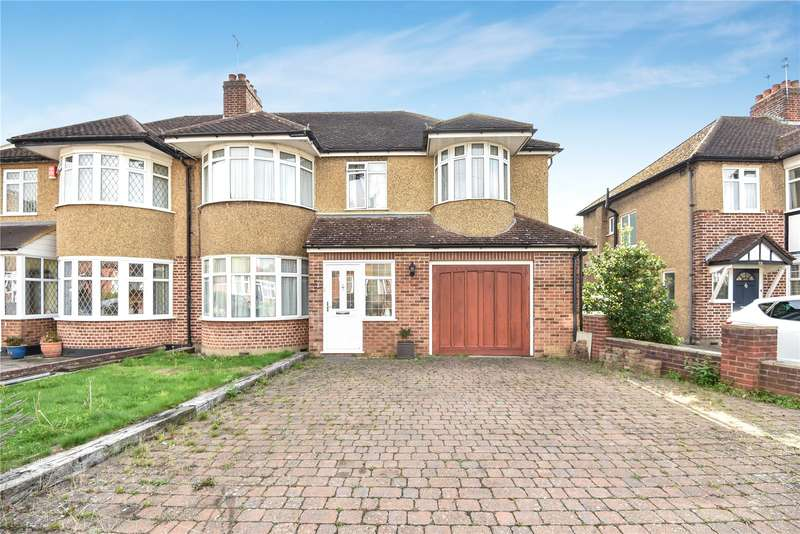 Semi Detached in  Southbourne Close  Pinner  Middlesex  HA5  Richmond