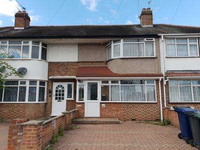 Terraced house in  Stanley Avenue  Greenford  Middlesex  UB6  Richmond