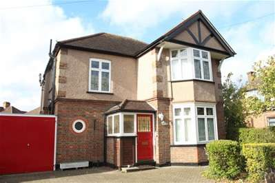 Detached house in  Rusland Park Road  Harrow  HA1  Richmond