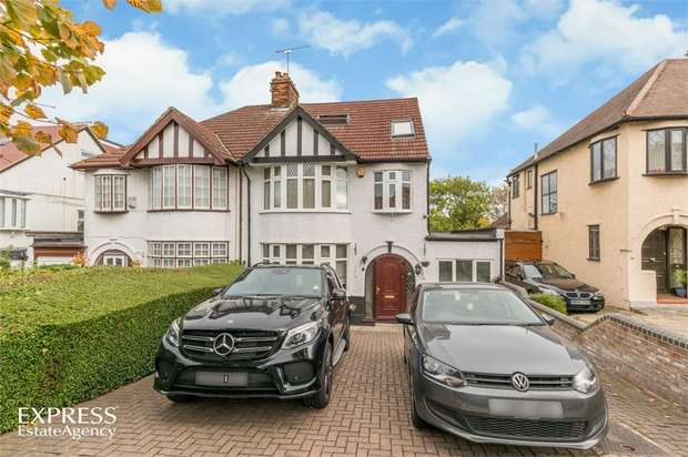 Semi Detached in  Sunny Gardens Road  London  NW4  Richmond
