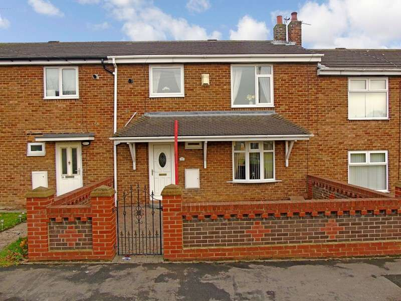 3 Bedroom House For Sale In Dunelm Place S Ton Colliery Durham Dh6