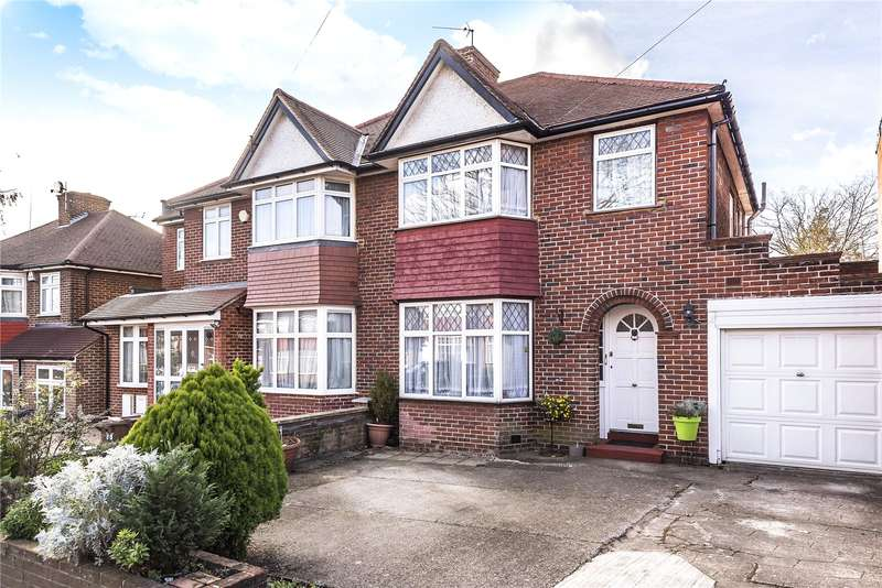 Semi Detached in  Lyon Meade  Stanmore  Middlesex  HA7  Richmond