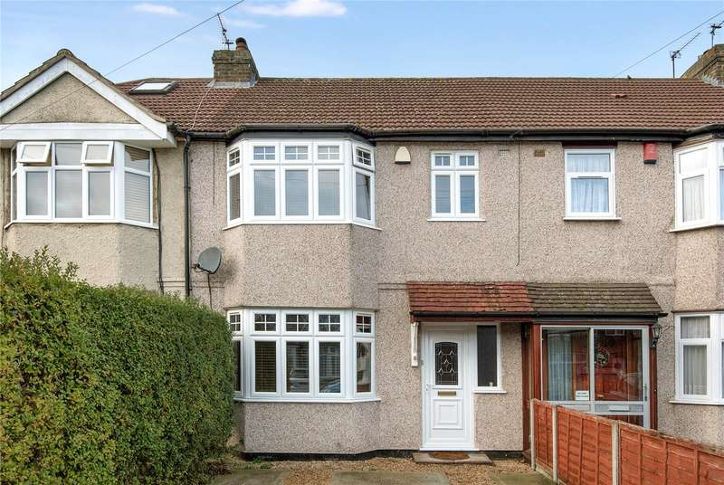 Terraced house in  Woodcroft Crescent  Middlesex  UB10  Richmond