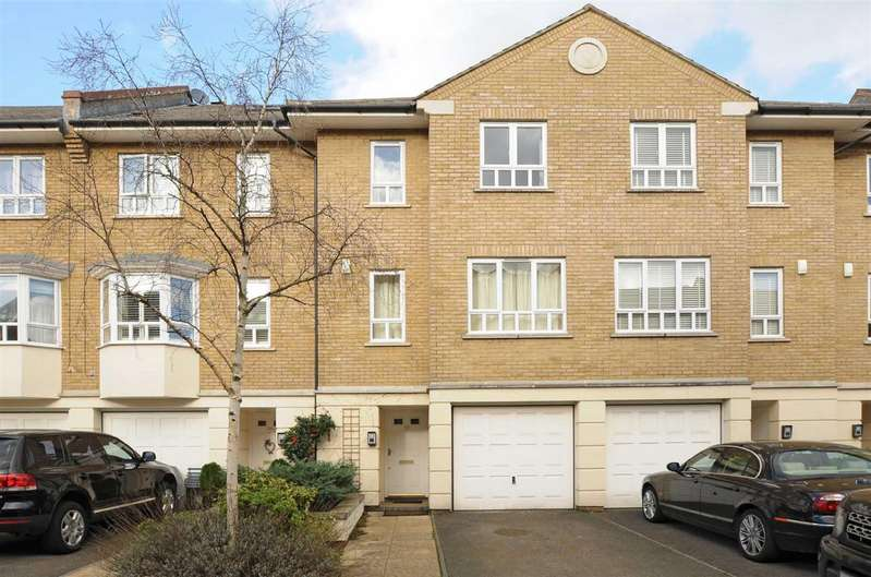 Terraced house in  Samuel Gray Gardens  Ham  Kingston Upon Thames  KT2  Richmond