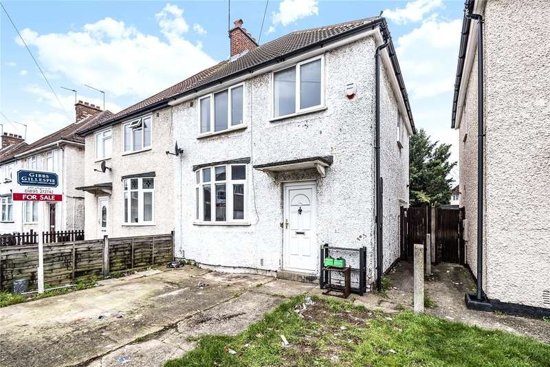 Semi Detached in  Bishops Road  Hayes  Middlesex  UB3  Richmond