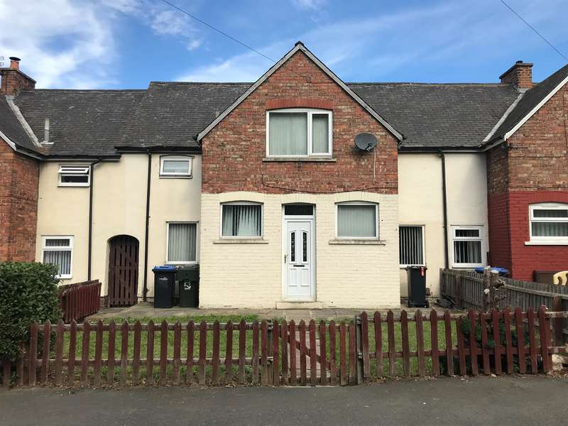 3 Bedroom Terraced House For Sale In Bishopton Road Middlesbrough TS4