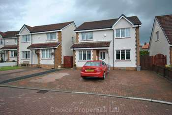 4 Bedrooms Detached House for sale in 4 Deanfield Court, Kilwinning, KA13 6BF