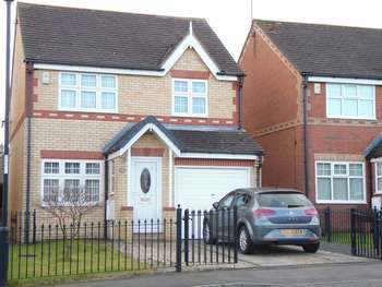 3 Bedrooms Detached House for sale in Marwell Drive, Usworth Hall Washington