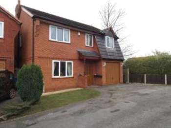 4 Bedrooms Detached House for sale in Millport Close, Fearnhead, Warrington, Cheshire
