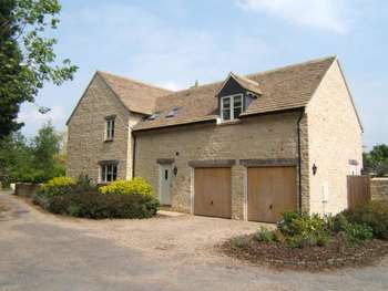5 Bedrooms Detached House for sale in Aston Road, Brighthampton, Witney, Oxfordshire, OX29