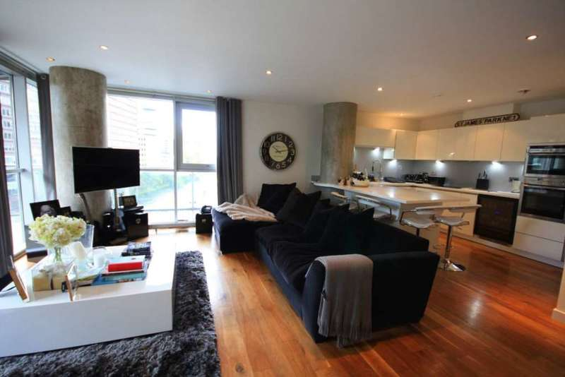 2 Bedrooms Apartment Flat for sale in The Edge, Clowes St, Manchester