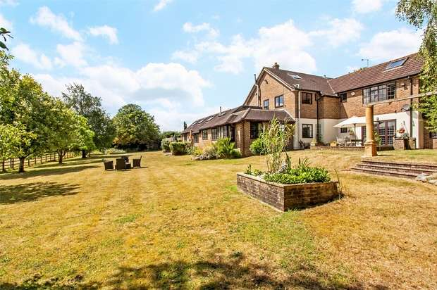 7 Bedrooms Detached House for sale in Littleton, Winchester, Hampshire