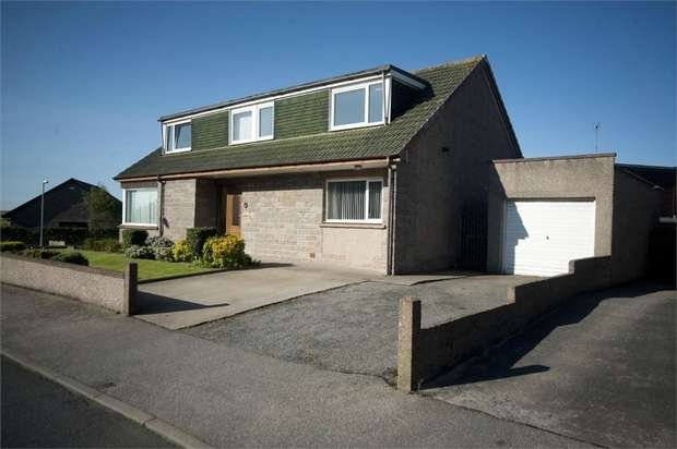 5 Bedrooms Detached Bungalow for sale in Arran Avenue, Peterhead, Aberdeenshire
