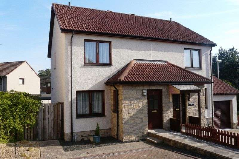 3 Bedrooms Semi Detached House for sale in North Mews Bennecourt Drive, Coldstream