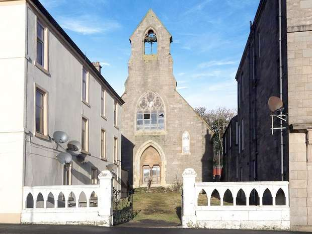 8 Bedrooms Land Commercial for sale in Glasgow Street, Millport, ISLE OF CUMBRAE, North Ayrshire
