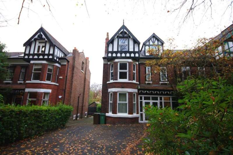 5 Bedrooms Semi Detached House for sale in Prestwich Park Road South, Prestwich, Manchester