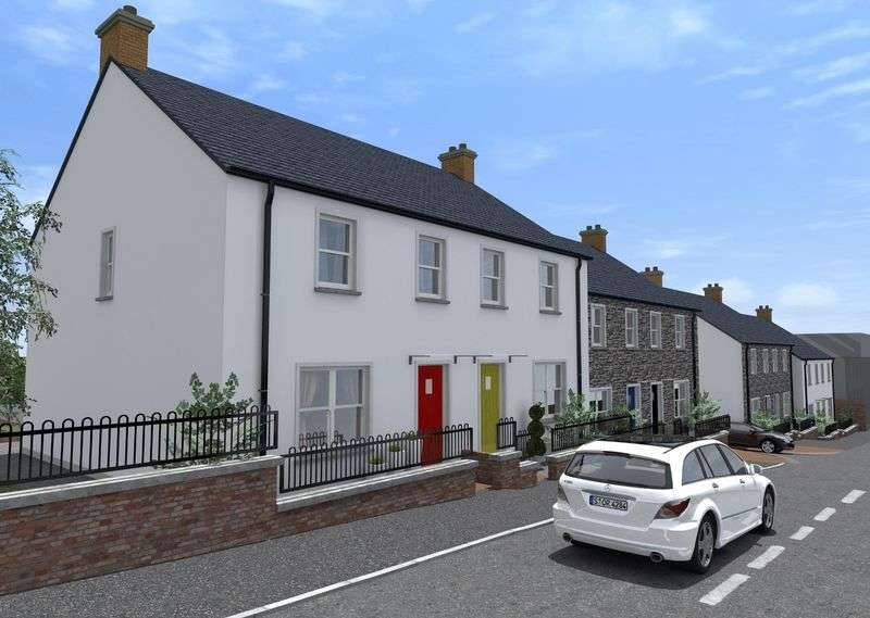 Land Commercial for sale in Site Adj to 1-3 The Brae, Ballygowan, BT23 5TP