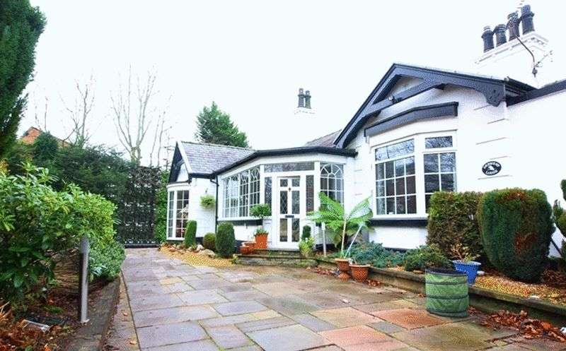 3 Bedrooms Detached Bungalow for sale in Woolton Road, Childwall, Liverpool, L16