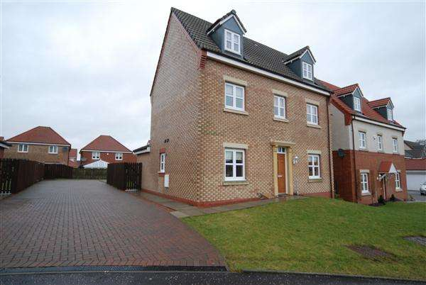 4 Bedrooms Detached House for sale in Nursery Drive, Kilwinning