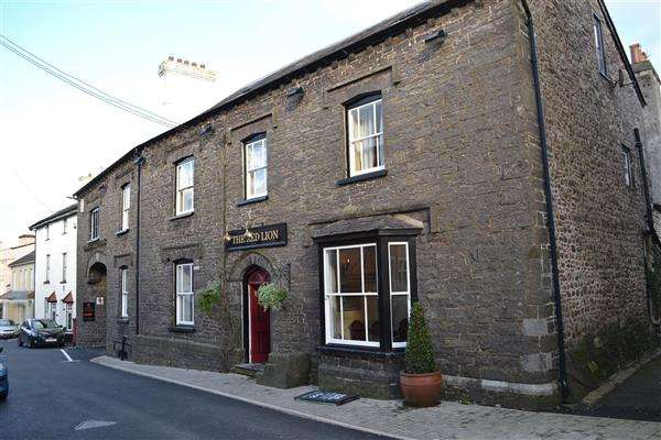 Commercial Property for sale in The Red Lion, Church Street, East Carmarthenshire, Llangadog