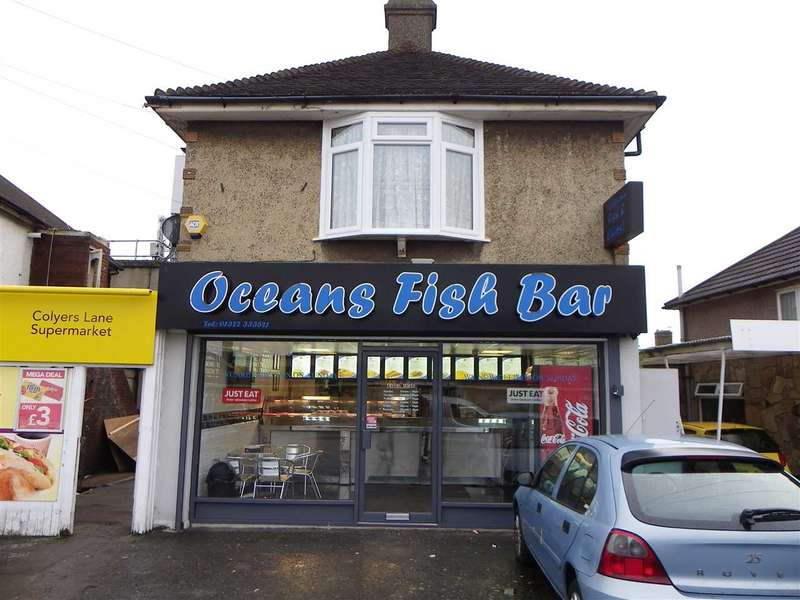Commercial Property for sale in Colyers Lane, Erith