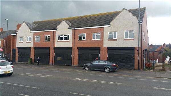 Land Commercial for sale in Stoney Stanton Road, Coventry