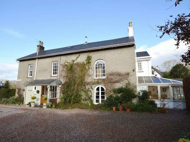 4 Bedrooms Detached House for sale in White Hall - Glangrwyney, Crickhowell