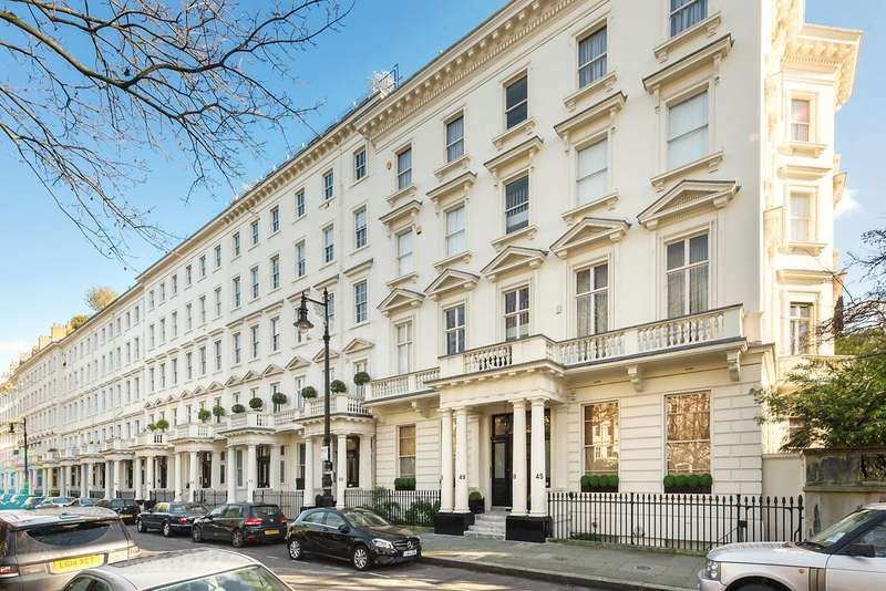 4 Bedrooms Flat for sale in Warwick Square, London, SW1V