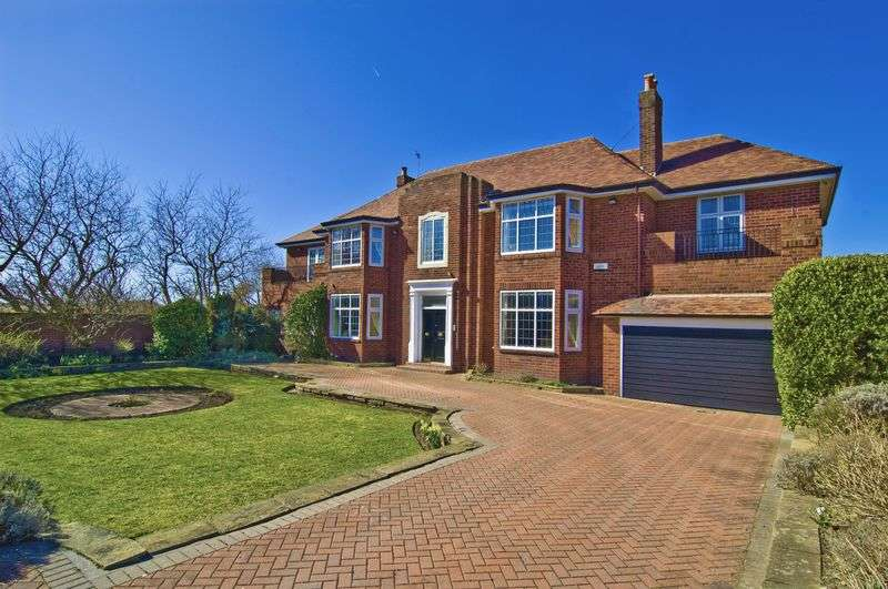 5 Bedrooms Detached House for sale in Westbourne Road, Birkdale, Southport