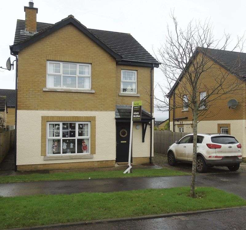 4 Bedrooms Detached House for sale in Hopefield Grove, Portrush