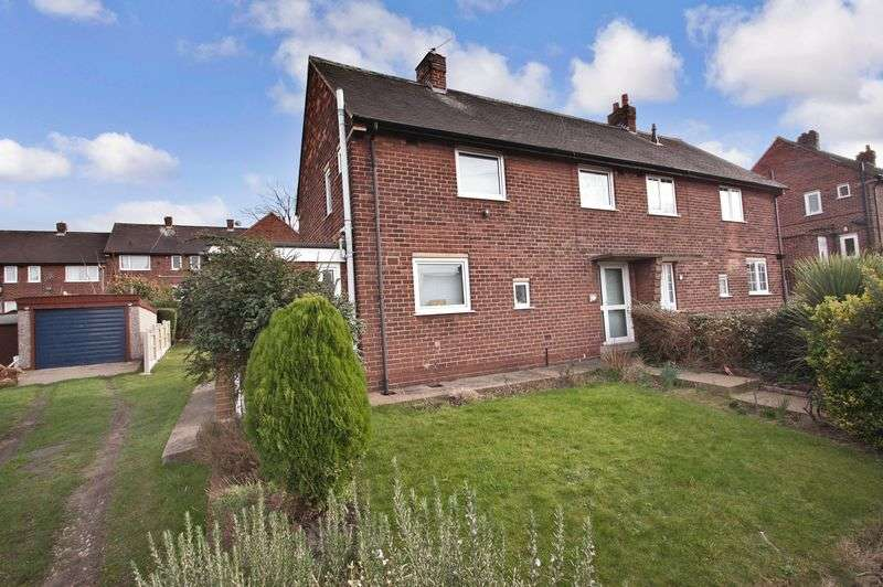 3 Bedrooms Semi Detached House for sale in Vale Walk, Knottingley