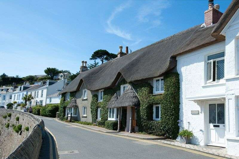 4 Bedrooms Cottage House for sale in Lower Castle Road, St Mawes