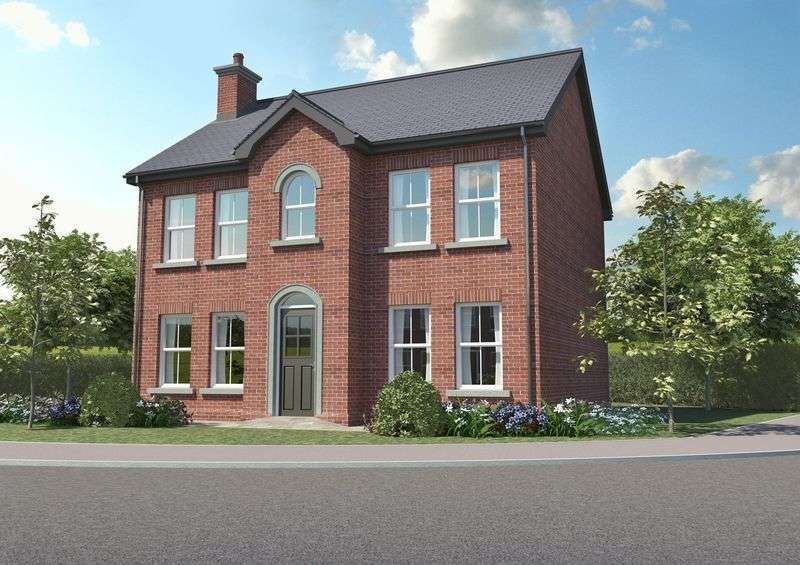 4 Bedrooms Detached House for sale in Site 6 Gosford View Manor, Markethill