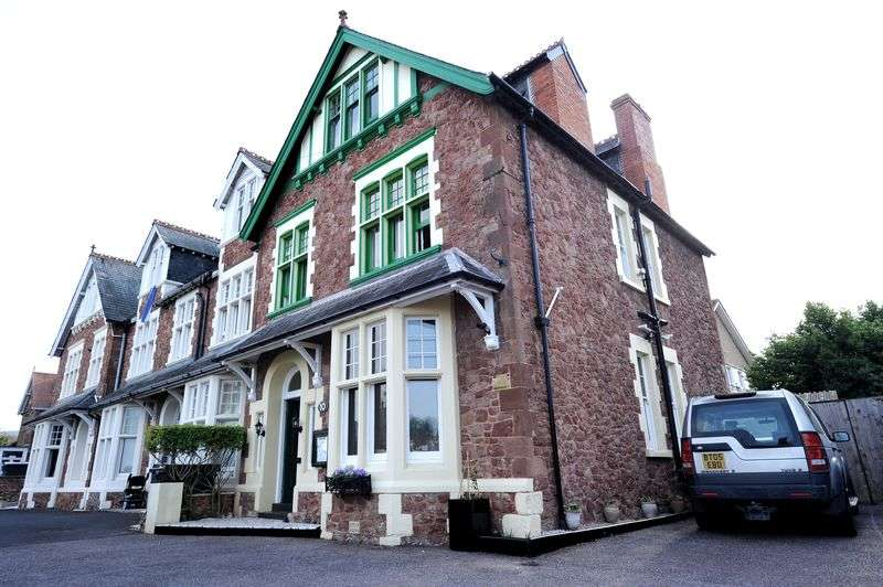 7 Bedrooms Semi Detached House for sale in Bethany House, Minehead