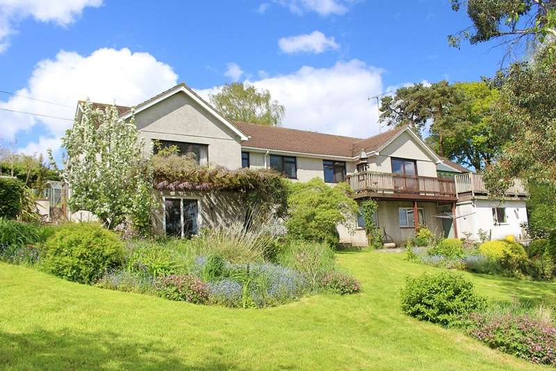 6 Bedrooms Detached House for sale in Bickington, Newton Abbot, Devon