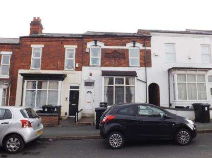 7 Bedrooms Terraced House for sale in Harrow Road, Selly Oak, Birmingham, West Midlands