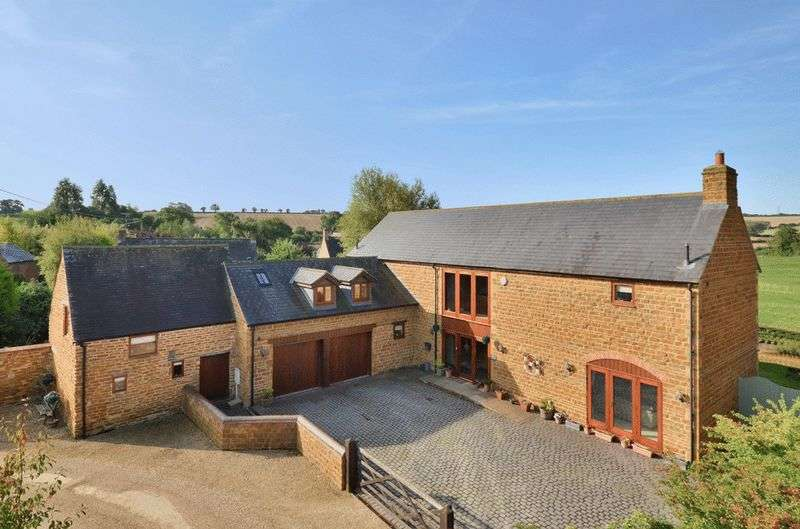 5 Bedrooms Detached House for sale in Ashley, Market Harborough