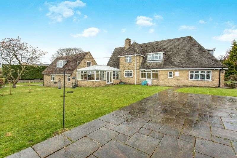 4 Bedrooms Detached House for sale in Harper Hill, Wingerworth, Chesterfield S42