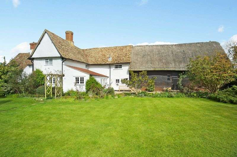 6 Bedrooms Detached House for sale in Porch Farmhouse, London Road, Godmanchester