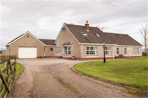 5 Bedrooms Detached House for sale in Carrowclare Road, Limavady, County Londonderry