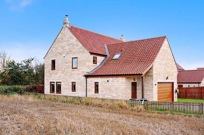 5 Bedrooms Detached House for sale in Cotchers Rise, Saxton, Tadcaster