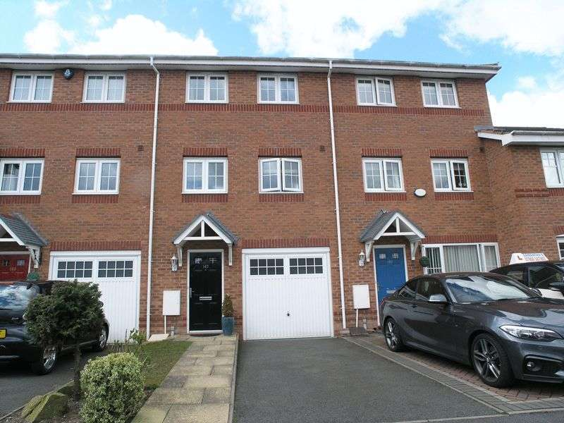 3 Bedrooms Terraced House for sale in DUDLEY, Netherton, Purlin Wharf